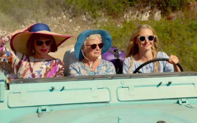 Ah Zamanı Geri Dönüp Mamma Mia'yı Yeniden Yapabilmeyi Nasıl Dileriz! 2