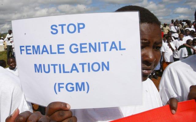 10歳の少女が女性性器切除手術の合併症でソマリアで死亡