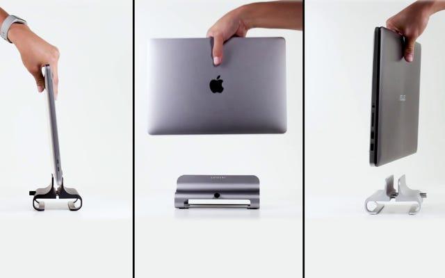 MacBook이 줄어들면 이 노트북도 줄어들 것입니다 [업데이트됨]
