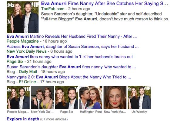 エヴァ・アムリは、セクスティングのために解雇された彼女の夫の乳母について書くことによって彼女自身になります