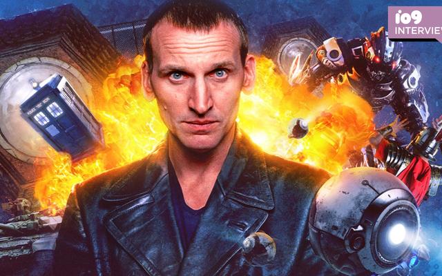 Doctor Who's Christopher Eccleston เรื่อง Why Now ถึงเวลากลับมาของเขา