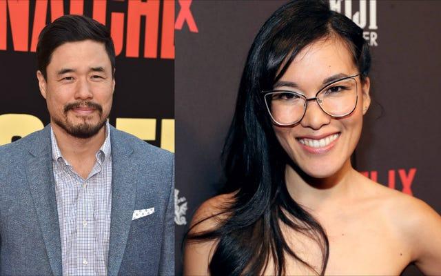Ali Wong y Randall Park están haciendo una comedia romántica para Netflix
