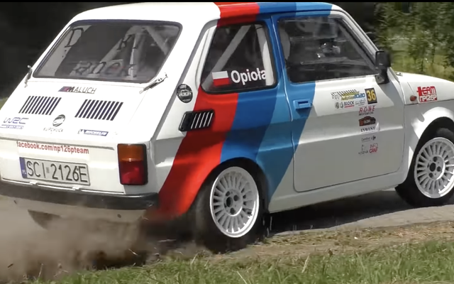 Estos pequeños Rally Fiats derretirán tu corazón frío