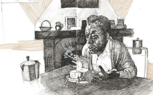 ジェイムズ・ボールドウィンを初めて読んでいて、彼の作品に恋をしています。