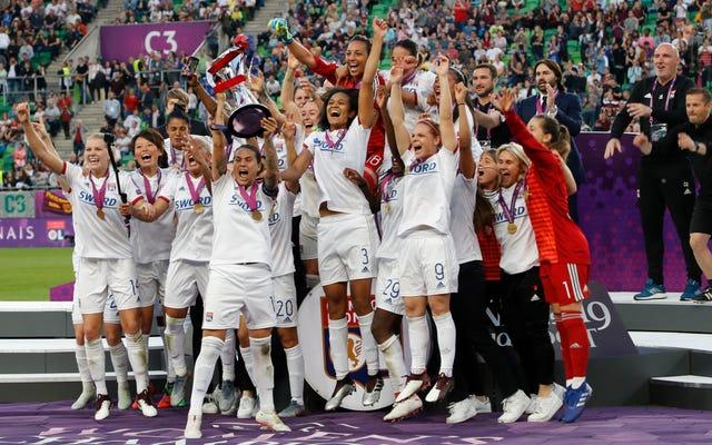 Lyon gặp khó Barcelona để giành chức vô địch Champions League nữ thứ tư liên tiếp