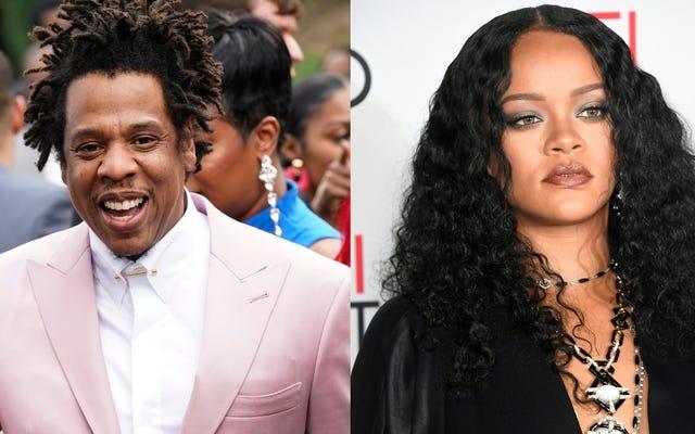 Jay-Z Mengikuti Pimpinan Rihanna, Menyamai Donasi Tambahannya $ 1 Juta untuk Bantuan Virus Corona