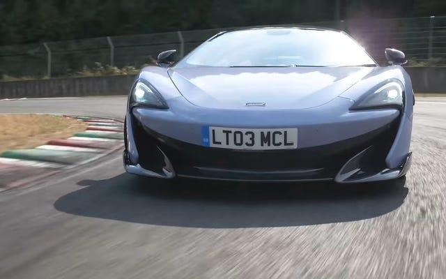 マクラーレン600LTは良い車だ、とクリス・ハリスは言う