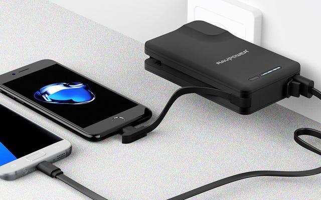 यह बैटरी पैक फोर्जफुल आईफोन ओनर्स के लिए एक परफेक्ट गिफ्ट है