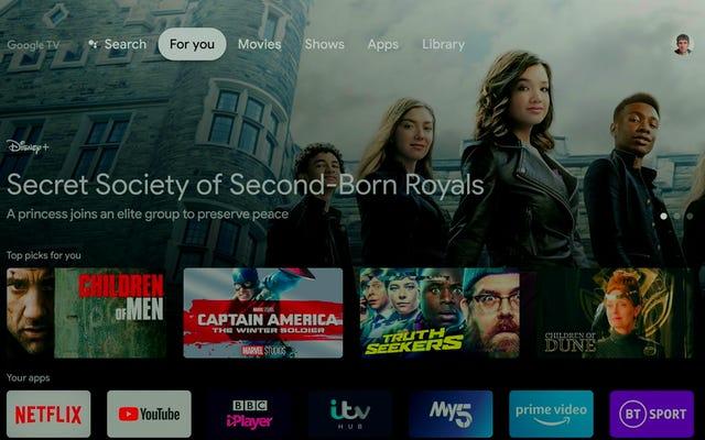 Tutto ciò che devi sapere sulla nuova Google TV