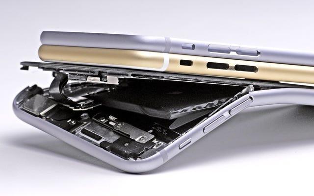 Appleは、iPhone 6がリリースされる前に曲がる可能性があることを知っていましたが、1年半後まで修正しませんでした。