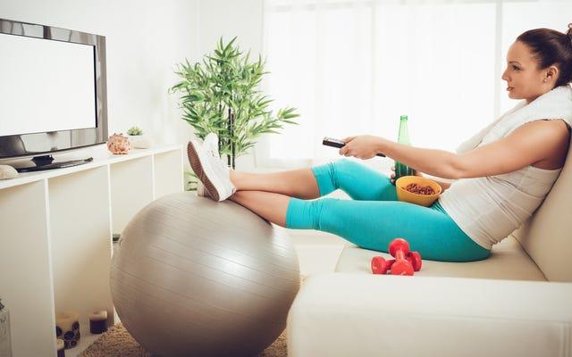 Le etichette degli alimenti che collegano il conteggio delle calorie all'esercizio fisico potrebbero cambiare le abitudini alimentari