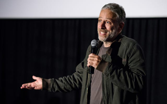 Jon Stewart is heading back to TV with a new current affairs Apple series
