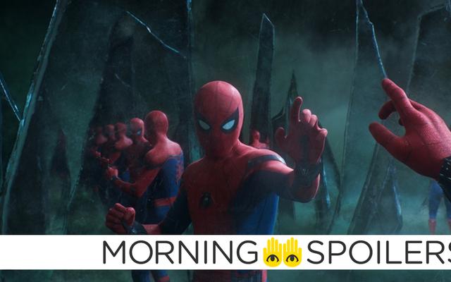 ターミネーターとマンダロリアンからのアップデート、さらにスパイダーマンのつぶやき