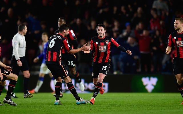 Bournemouth và Everton vừa kết hợp để có kết thúc xuất sắc nhất mùa giải Premier League