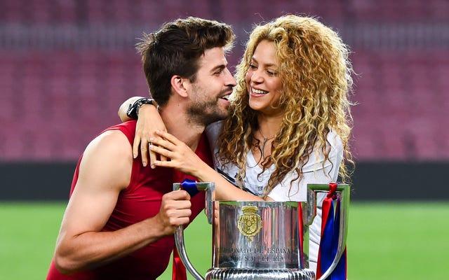 El romance de Shakira-Piqué, el único amor verdadero, puede estar en peligro