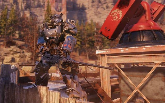 Неделя в играх: Fallout 76 открывает путь к Steam