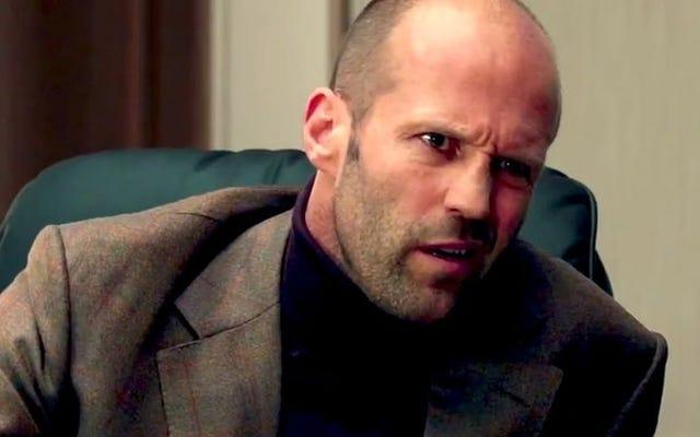 प्रेस बंद करो, जेसन स्टैथम एक एक्शन फिल्म में अभिनय कर रहे हैं