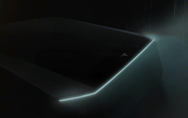 Le camion Tesla sera lancé le 21 novembre à Los Angeles parce qu'Elon Musk aime Blade Runner