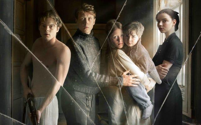 4人の孤児がMarrowboneのトレーラーの幽霊屋敷に移動します