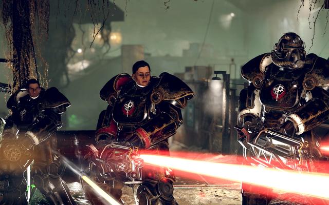 La actualización Steel Dawn de Fallout 76 se siente más como una aventura de Fallout de la vieja escuela