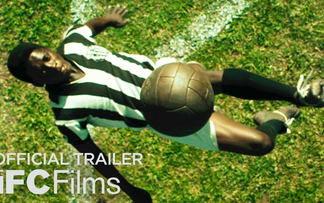 Que diable se passe-t-il avec l'accent de Vincent D'Onofrio dans ce film de Pelé ?