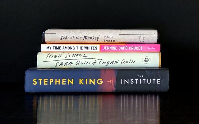 6 livres à lire en septembre