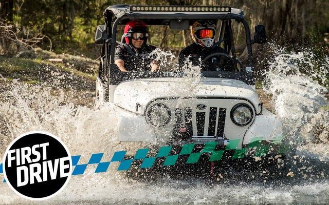 La Mahindra Roxor è una jeep Willys reincarnata e ne hai assolutamente bisogno