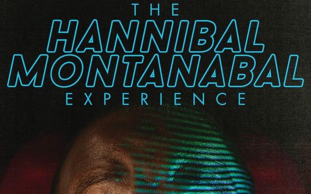 ハンニバル・バーエスが新しいコメディツアー、ハンニバルモンタナバルエクスペリエンスを発表
