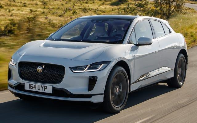 Jaguar Zamanının Tükendiğini Biliyor