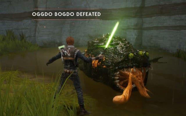 Star Wars Jedi: Fallen Order sudah memiliki musuh pertama yang mustahil, tapi ada cara yang lebih mudah untuk membunuhnya