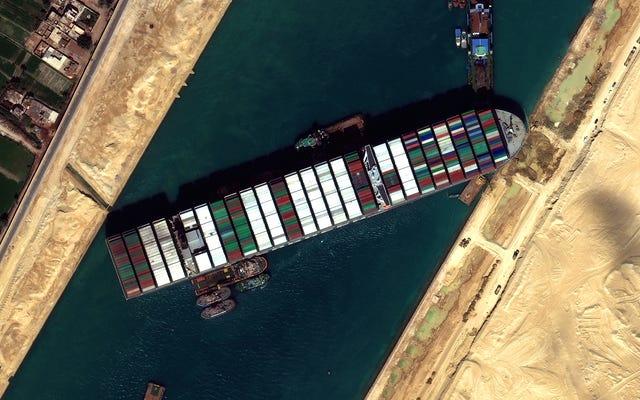 国際海運の仕組みとスエズ運河の船がそれを完全に台無しにした方法