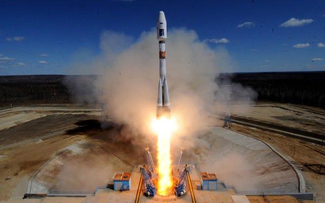Rusia bukan lagi negara yang paling banyak meluncurkan roket antariksa dalam setahun, telah dilampaui oleh Amerika Serikat dan China