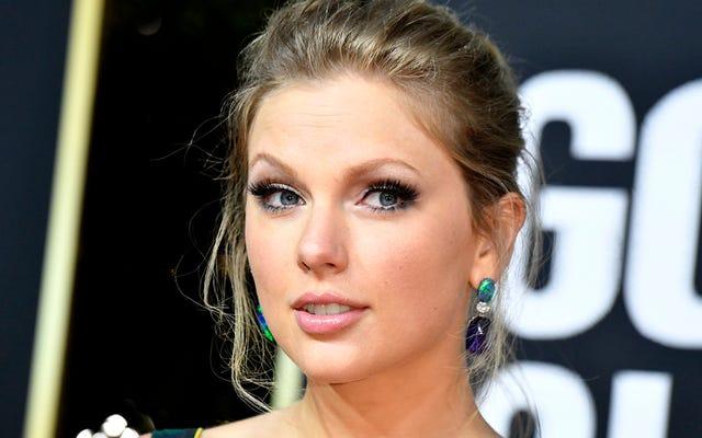 Taylor Swift Fans Furious po tym, jak artysta został wykluczony z listy najlepszych graczy NBA w 2020 roku ESPN