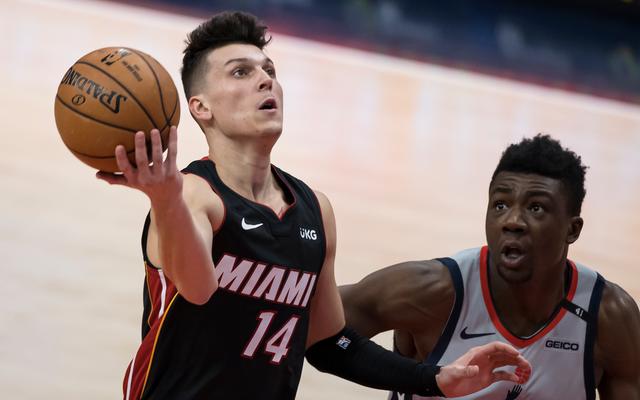 NBA Daily Fantasy: Liệu Tyler Herro có tận dụng được đội hình Heat đã cạn kiệt?