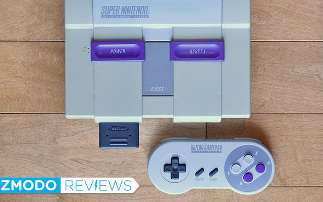 Il ricevitore retrò Super Nintendo è un aggiornamento wireless indolore per la tua console classica
