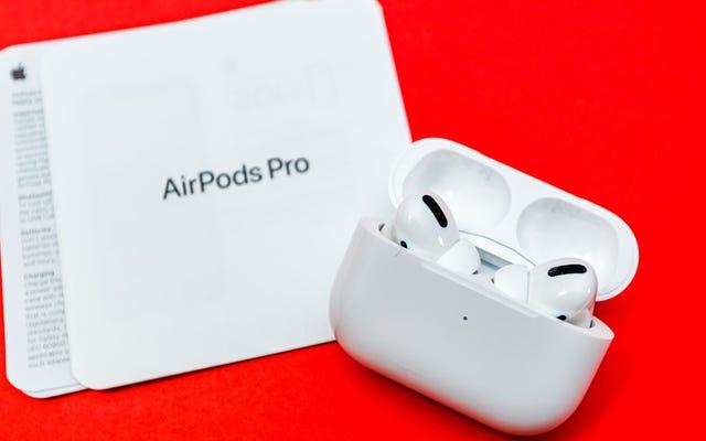 Cómo hacer que Apple reemplace sus AirPods Pro defectuosos