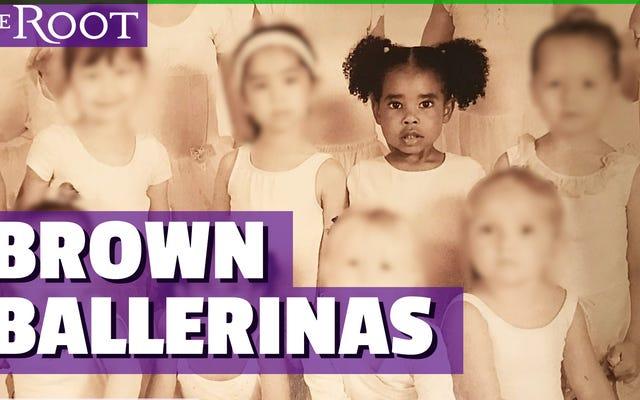 Смотреть: Это то, что значит быть черной девушкой в мире белого балета