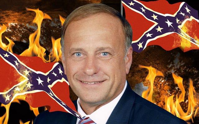 """I documenti dell'Iowa vogliono che il membro del Congresso """"razzista"""" venga eliminato"""