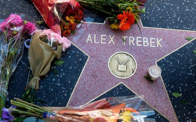 「ジェパディ!」の最後の新しいエピソードを見る方法 アレックストレベック主催