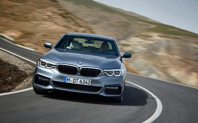 La BMW 540d 2018 ramène le diesel en Amérique avec une tonne de couple