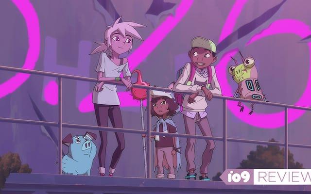 Kipo and the Age of Wonderbeasts es la última maravilla animada que definitivamente debes ver