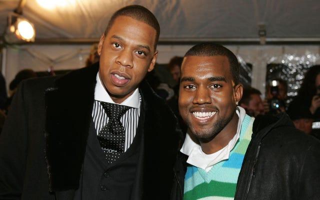 Jay-Z est en fait juste fou que Kanye se soit plaint de Beyoncé