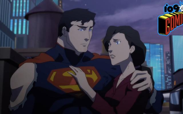 Le film La mort de Superman change une histoire classique de DC Comics juste assez pour fonctionner
