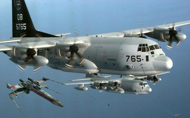 アメリカ海兵隊はすべてにレーザーを置きたい