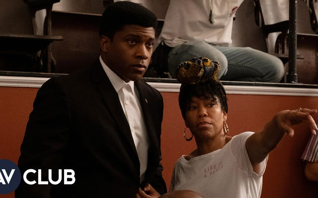 "Regina King sur la ""bromance"" noire rarement vue de One Night In Miami"