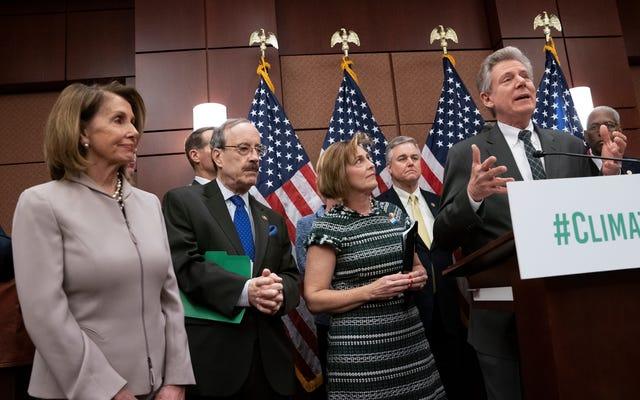 下院民主党は偽の代替案とのグリーンニューディールを押しつぶそうとする