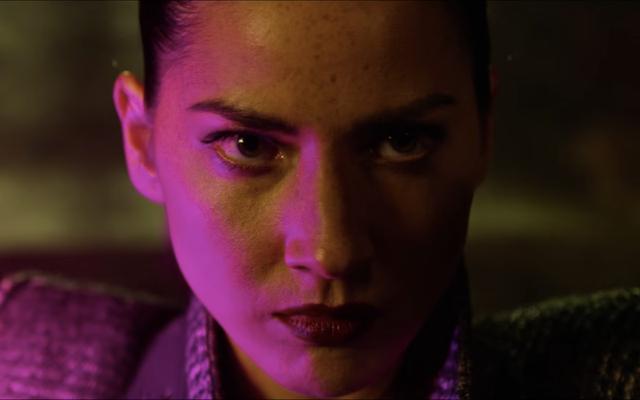 Olivia Munn a choisi Kicking Ass comme Psylocke pour être la `` petite amie '' de Deadpool
