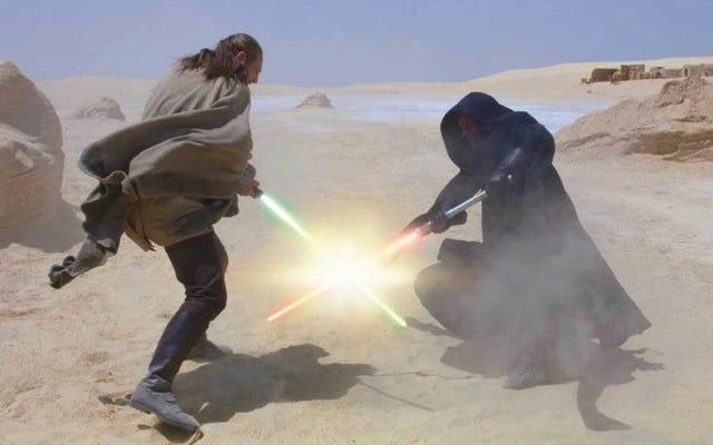 สิ่งที่ดีที่สุดที่ Phantom Menace นำมาสู่ Star Wars