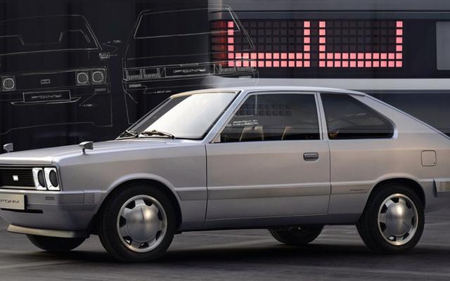 Hyundai, Eski Bir Hyundai Pony'nin Şok Edici Harika Bir EV Dönüşümü İle Herkesi Şaşırttı