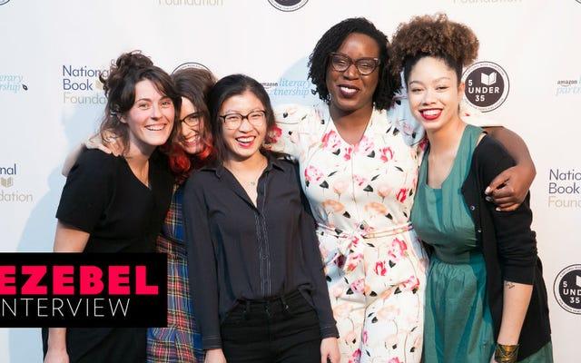 '5 Under 35' National Book FoundationHonoreesによるライトニングラウンド